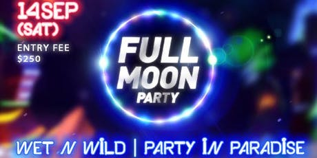 Club Cubic Presents Full Moon Party tickets