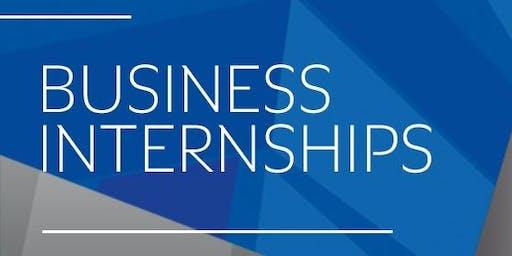 Business Internship - CV & Cover Letter/Self-Sourcing Workshop for SP7 2019 students
