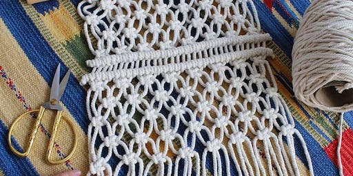 Macrame Workshop by Agnes
