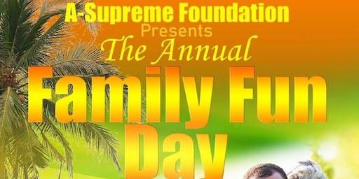 The Annual Family Fun Day