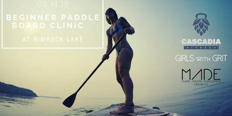Cascadia SUP Paddle Board Clinic tickets