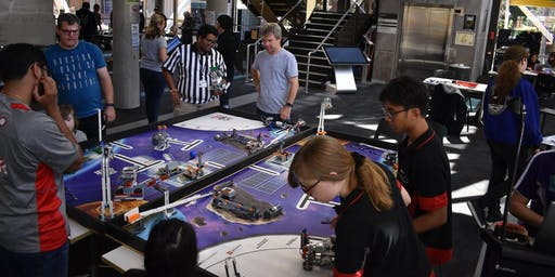 FIRST LEGO League 2019 Hackathon