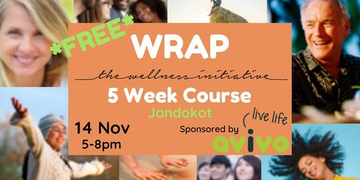 Free 5-Week WRAP Course - Jandakot
