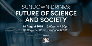 Sundown Drinks: Future of Science and Society