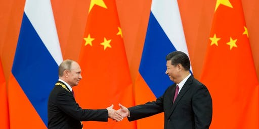 China, Russia, and global order
