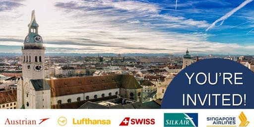 Get Down to Business in Munich - Breakfast with SQ & LHG