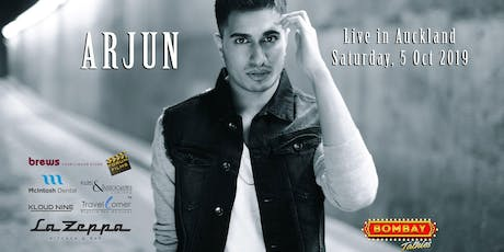 ARJUN Live in Auckland tickets