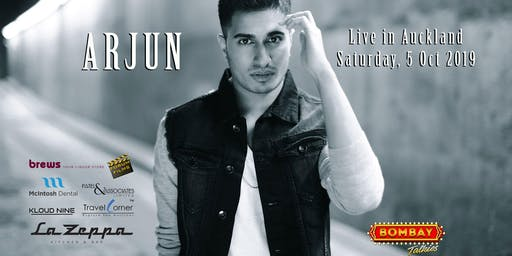 ARJUN Live in Auckland