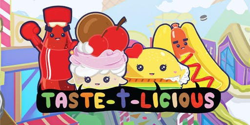 [North East] Taste-t-licious - Burger Bash & Free Taste-t-licious Keychain!