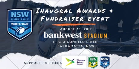 2019 NSW Wheelchair Rugby League Awards and Fundraiser Event tickets
