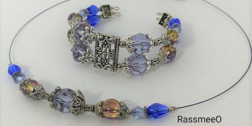 Jewellery Making Workshop - Make a necklace and Bracelet