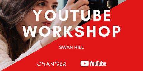 Swan Hill YouTube Workshop for Female Creators tickets
