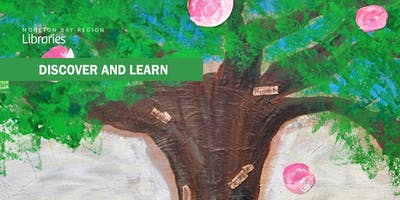 Art Therapy Tree of Life Creativity - Deception Bay Library