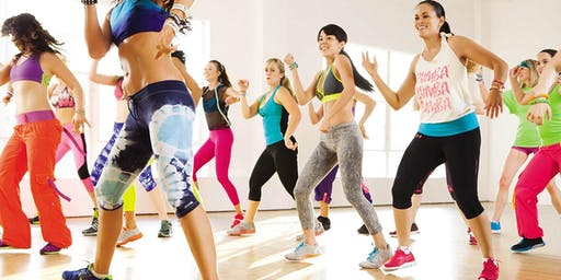 FREE Workout at UE Bizhub EAST: Bounce DanceFit! (October 2019)