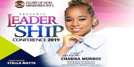 Leadership In These Challenging Times with Charisa Munroe