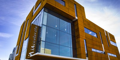 iAccelerate Centre Tour & Information Session (1 October)