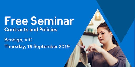 Free Seminar: Contracts and Policies – Bendigo, 19th September