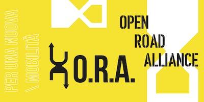 Presentazione progetto O.R.A. - Open Road Alliance