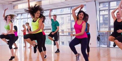 FREE Workout at UE Bizhub EAST: Bounce DanceFit! (November 2019)