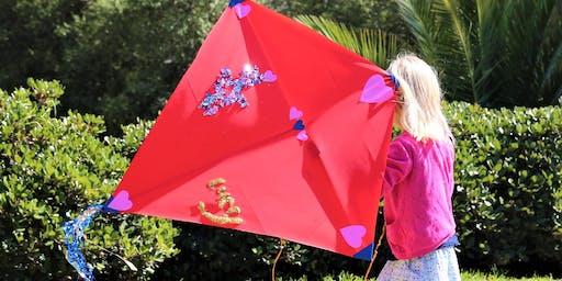 Outback Fusion Festival - Colourful Kites