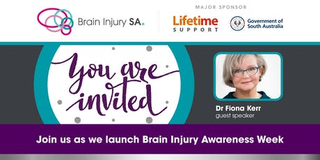 Brain Injury Awareness Week Launch Event 2019 tickets