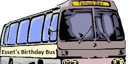Esset's 2020 Birthday Bus Trip