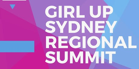 Girl Up Sydney Regional Summit tickets