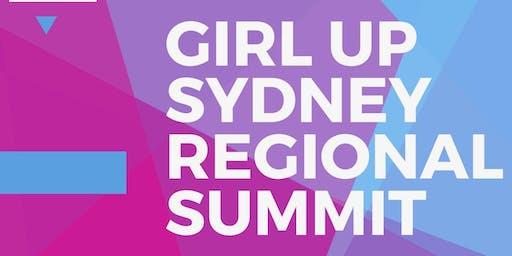 Girl Up Sydney Regional Summit