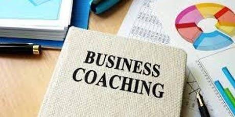 Coaching Entrepreneurs billets