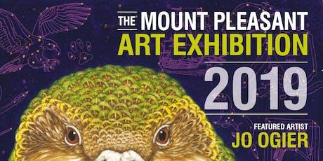Mt Pleasant Art Exhibition Gala Evening tickets