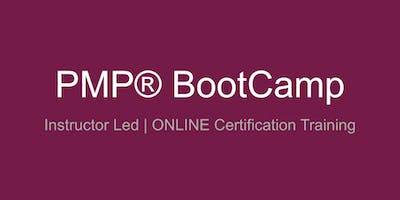 PMP® Prep BEFORE EXAM Changes - 4 Days Instructor Led ONLINE Intensive