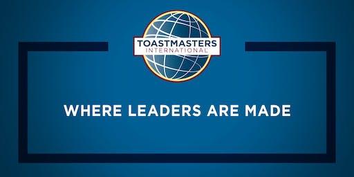 Wanneroo Toastmasters Club Night