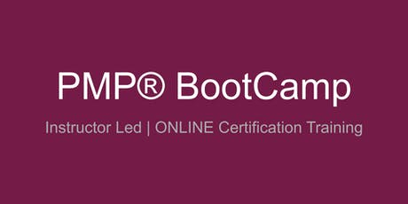 PMP® Prep BEFORE EXAM Changes - 4 Days Instructor Led ONLINE Intensive tickets