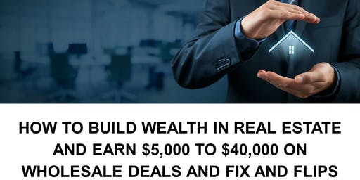 How to Build Wealth in Real Estate - Real Estate Investment Training
