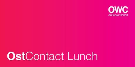 OstContact Lunch Tickets
