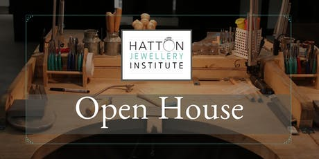 Open House: The art of Fine Jewellery Making tickets