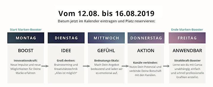 Summer-Marken-Booster August: Bild