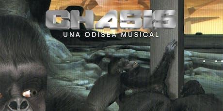 Fiesta Chasis en Sala Kaya - Guadarrama (Madrid) entradas