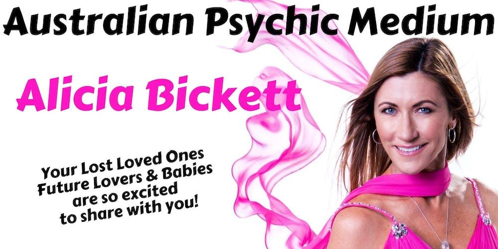 Australian Psychic Medium Alicia Bickett UK Tour - Let's talk with your  loved ones in Spirit!! - Cheltenham UK Show - Royal Oak Hotel Cheltenham