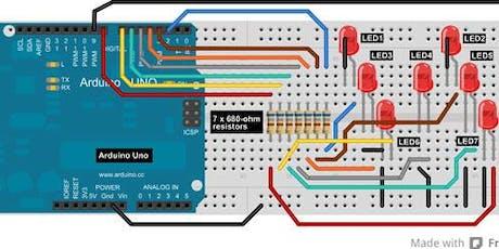 Tutorial sul Microcontrollore Arduino - Bracciano biglietti
