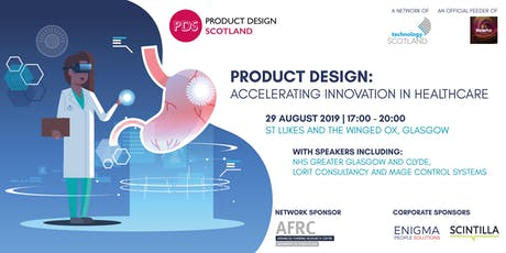 Product Design: Accelerating Innovation in Healthcare tickets