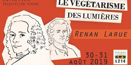 Renan Larue Le Végétarisme Des Lumières