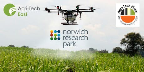 Collaborate to Drive Agri-Tech Innovation on the Norwich Research Park tickets