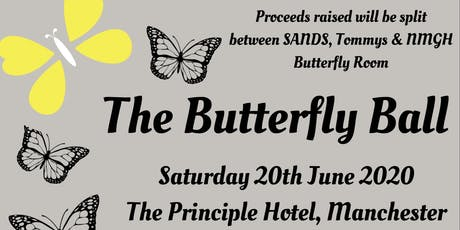 The Butterfly Ball tickets