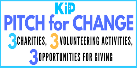 KiP Pitch for Change! tickets