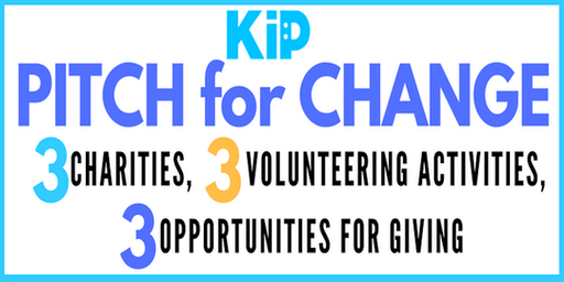 KiP Pitch for Change!