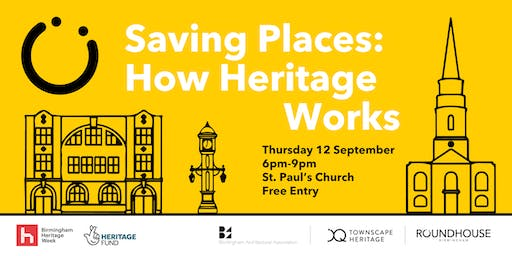 Saving Places: How Heritage Works
