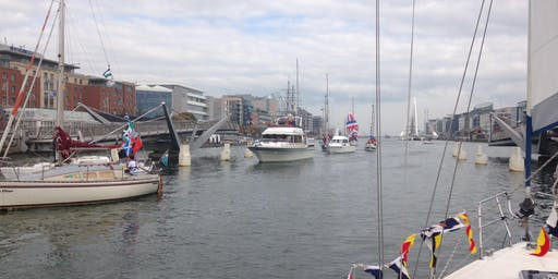 Liffey Cruise CAI 14/15 September 2019
