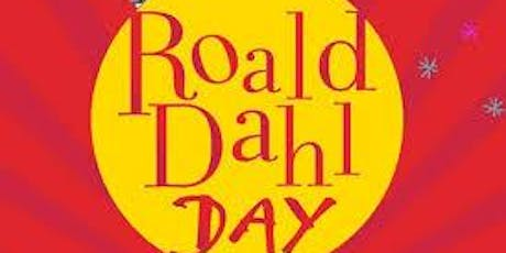 Roald Dahl Day Storytelling @ Leytonstone Library Plus tickets