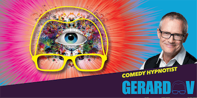 Hypnotist Comedy Show - with Gerard V at Mooroopna Golf Club